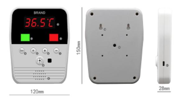 検温器本体画像